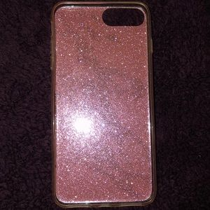 Other - Pink smooth iPhone 8s plus case